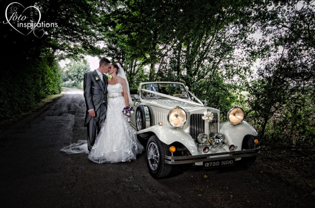 Select Limos Ivory Beauford at Laceby Manor Grimsby
