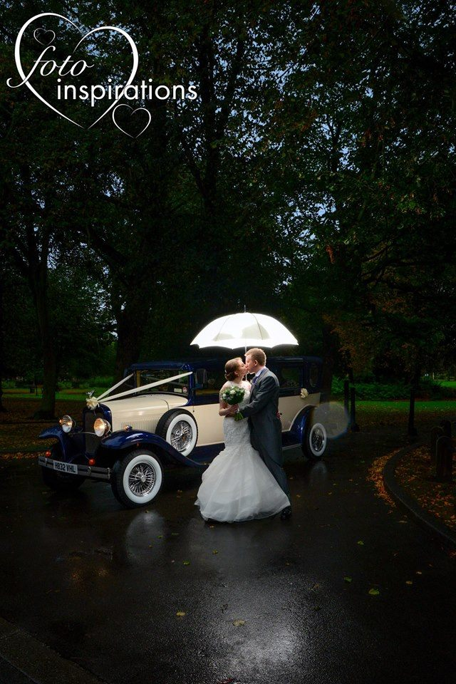 Select Limos Harvey our 1930's 7 passenger wedding car