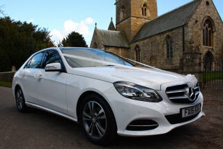 Select  Mercedes Wedding Car
