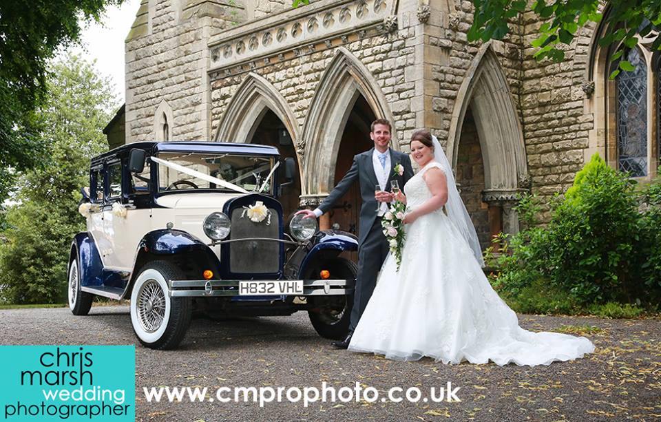 harvey 7 passenger 1930 style bramwith wedding car