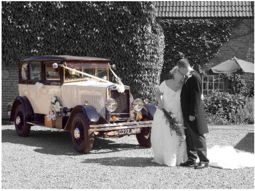 Select Limos and Vintage Wedding Cars