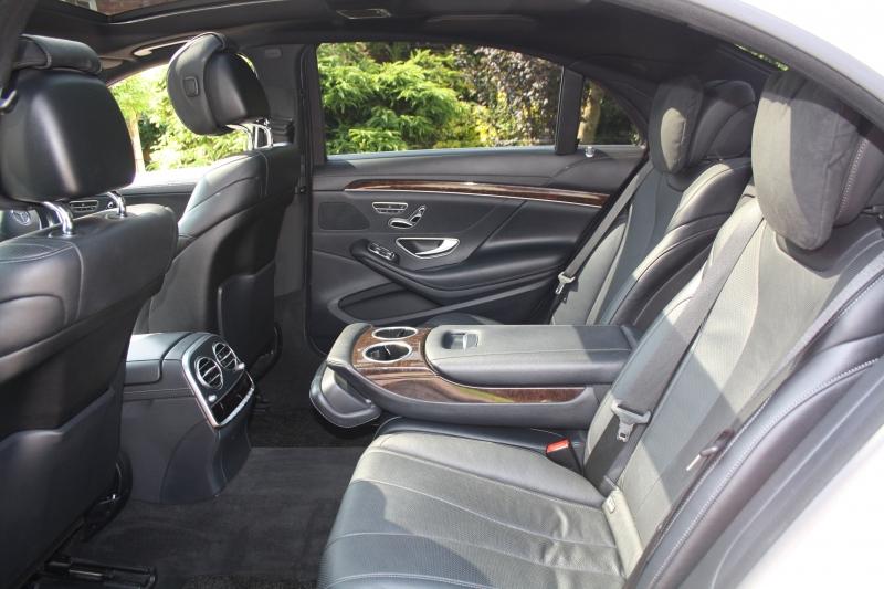 Select Executive travel Mercedes
